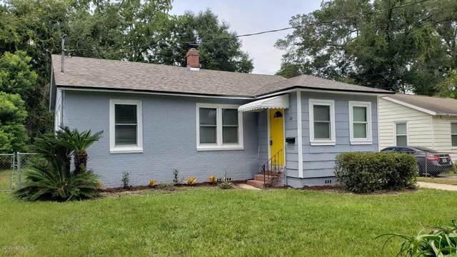 8056 Lexington Dr, Jacksonville, FL 32208 (MLS #1070272) :: EXIT Real Estate Gallery
