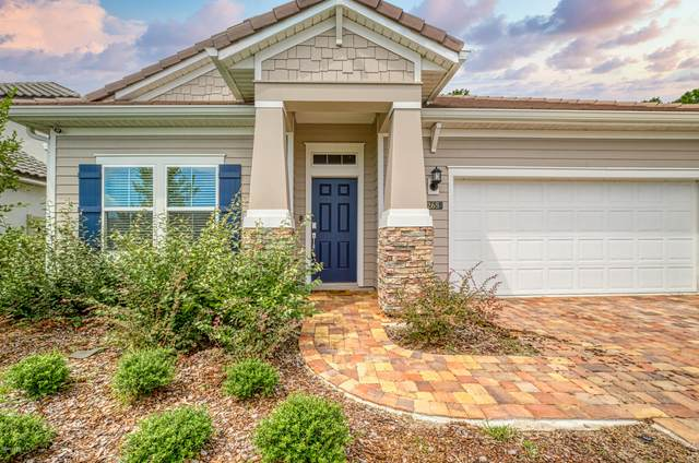 265 Portada Dr, St Augustine, FL 32095 (MLS #1070274) :: Berkshire Hathaway HomeServices Chaplin Williams Realty