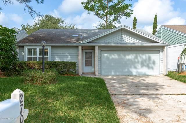2703 Strasbourg Ct, Ponte Vedra Beach, FL 32082 (MLS #1070315) :: Berkshire Hathaway HomeServices Chaplin Williams Realty