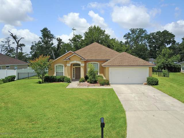 86449 Meadowwood Dr, Yulee, FL 32097 (MLS #1070378) :: The Perfect Place Team