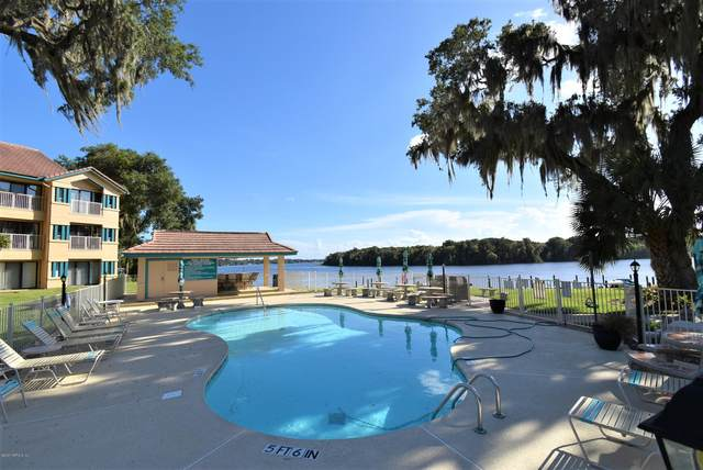 99 Broad River Pl #1205, Welaka, FL 32193 (MLS #1070391) :: Oceanic Properties