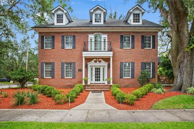 1465 Edgewood Cir, Jacksonville, FL 32205 (MLS #1070450) :: Homes By Sam & Tanya