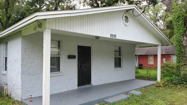 1514 W 22ND St, Jacksonville, FL 32209 (MLS #1070548) :: Bridge City Real Estate Co.