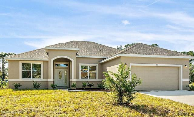36 Pittman Dr, Palm Coast, FL 32164 (MLS #1070576) :: The Hanley Home Team