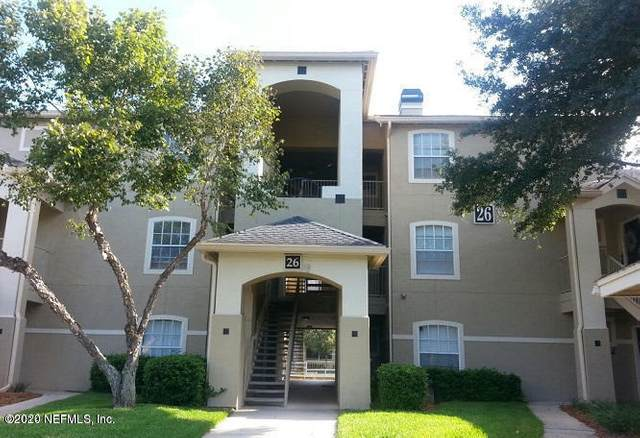1655 The Greens Way #2631, Jacksonville Beach, FL 32250 (MLS #1070595) :: Homes By Sam & Tanya