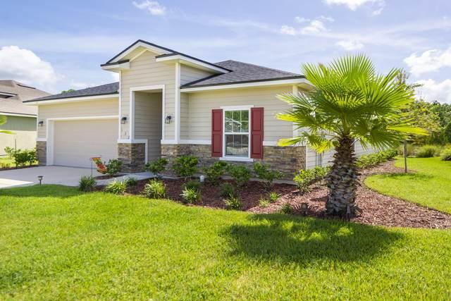132 Grey Hawk Dr, St Augustine, FL 32092 (MLS #1070614) :: EXIT 1 Stop Realty