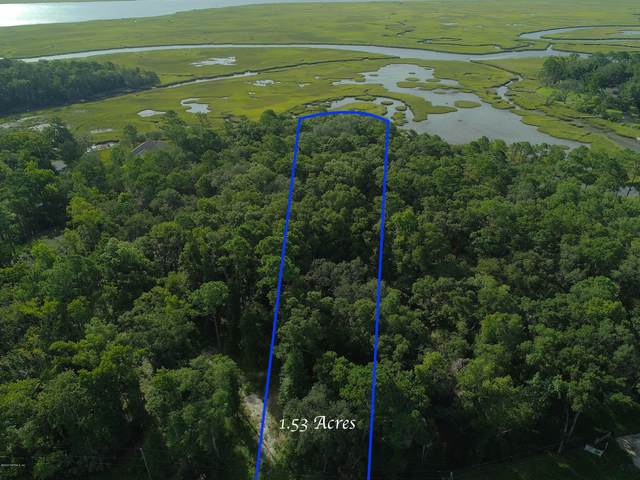 940184 Old Nassauville Rd, Fernandina Beach, FL 32034 (MLS #1070655) :: Military Realty