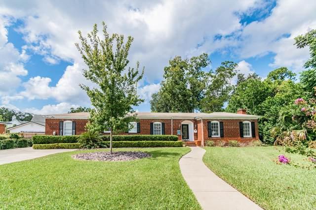 2512 Hendricks Ave, Jacksonville, FL 32207 (MLS #1070733) :: Menton & Ballou Group Engel & Völkers