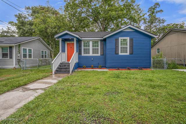826 Mackinaw St, Jacksonville, FL 32254 (MLS #1070769) :: The DJ & Lindsey Team