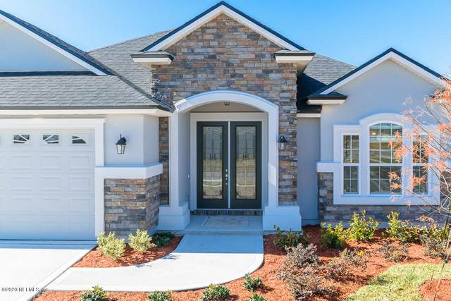 311 Vivian James Dr, St Augustine, FL 32092 (MLS #1070795) :: Bridge City Real Estate Co.