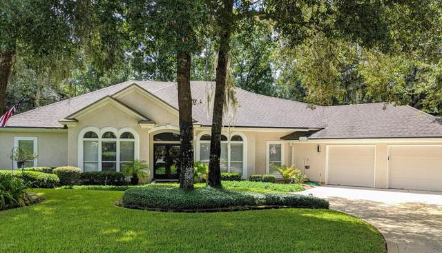 1600 Pebble Beach Blvd, GREEN COVE SPRINGS, FL 32043 (MLS #1070864) :: The Perfect Place Team