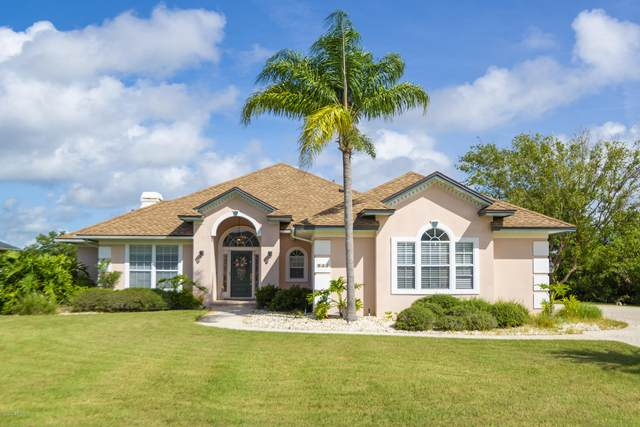 533 Turnberry Ln, St Augustine, FL 32080 (MLS #1070892) :: The Volen Group, Keller Williams Luxury International