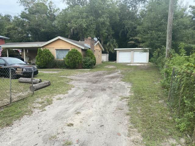 86064 Peeples Rd, Yulee, FL 32097 (MLS #1070897) :: EXIT Real Estate Gallery