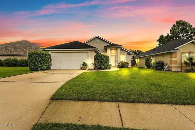 1367 Brookgreen Way, Fleming Island, FL 32003 (MLS #1070913) :: Menton & Ballou Group Engel & Völkers