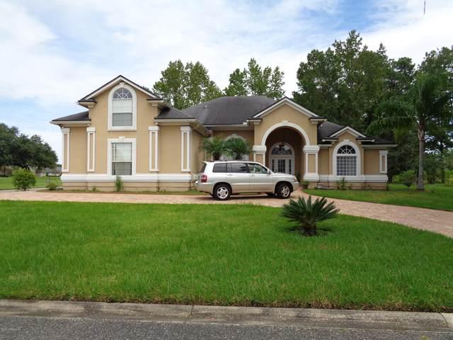 625 Cherry Grove Rd, Orange Park, FL 32073 (MLS #1070981) :: Menton & Ballou Group Engel & Völkers