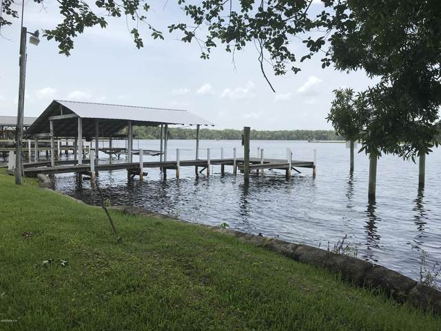 195 Sportsman Dr, Welaka, FL 32193 (MLS #1071012) :: The DJ & Lindsey Team