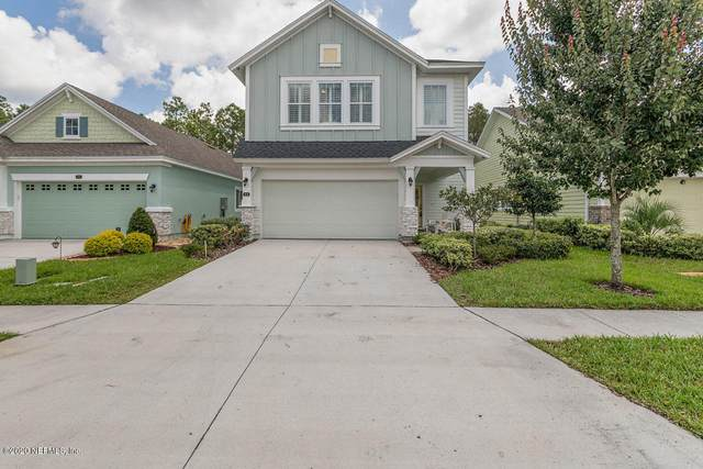 90 Park Lake Dr, Ponte Vedra, FL 32081 (MLS #1071036) :: The Perfect Place Team
