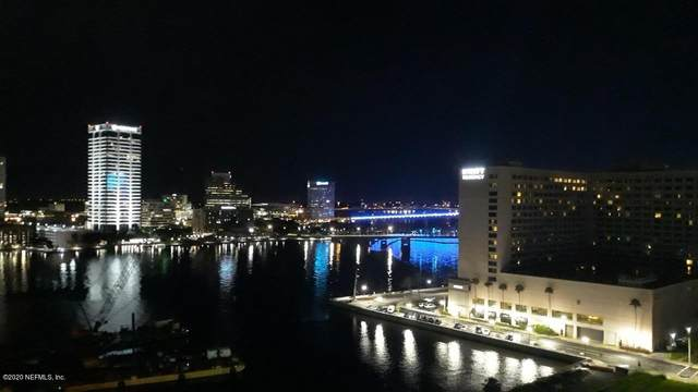 400 Bay St #1401, Jacksonville, FL 32202 (MLS #1071091) :: MavRealty