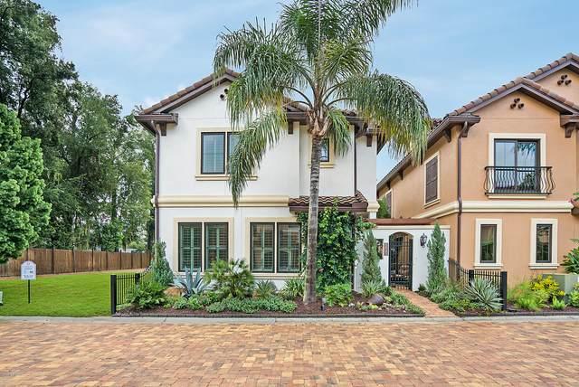 8845 La Terrazza Pl, Jacksonville, FL 32217 (MLS #1071140) :: Berkshire Hathaway HomeServices Chaplin Williams Realty