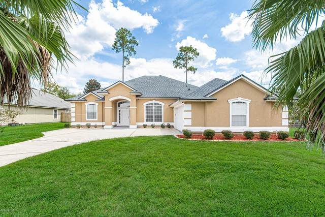 2619 Waterleaf Dr, St Augustine, FL 32092 (MLS #1071214) :: The Impact Group with Momentum Realty