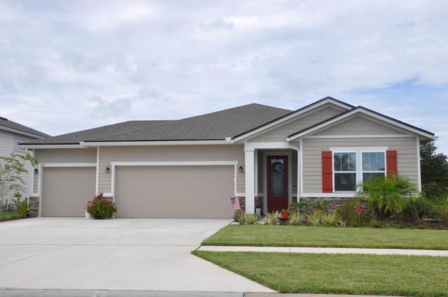 452 Atlanta Dr, St Augustine, FL 32092 (MLS #1071221) :: Oceanic Properties