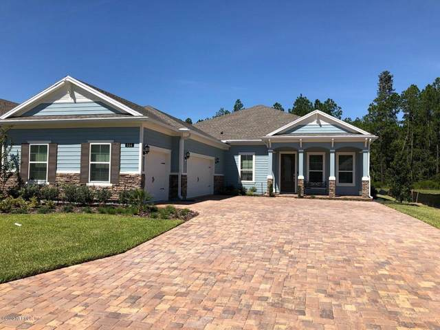 305 Dosel Ln, St Augustine, FL 32095 (MLS #1071313) :: The Newcomer Group