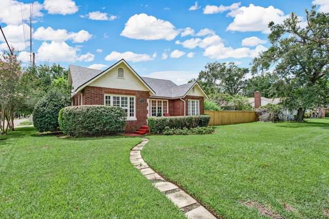 4702 Ramona Blvd, Jacksonville, FL 32205 (MLS #1071395) :: Memory Hopkins Real Estate