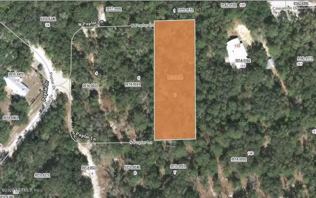 113 N Poplar Ln, Interlachen, FL 32148 (MLS #1071418) :: Century 21 St Augustine Properties