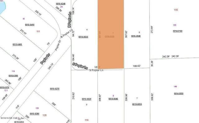 109 N Poplar Ln, Interlachen, FL 32148 (MLS #1071424) :: EXIT Real Estate Gallery