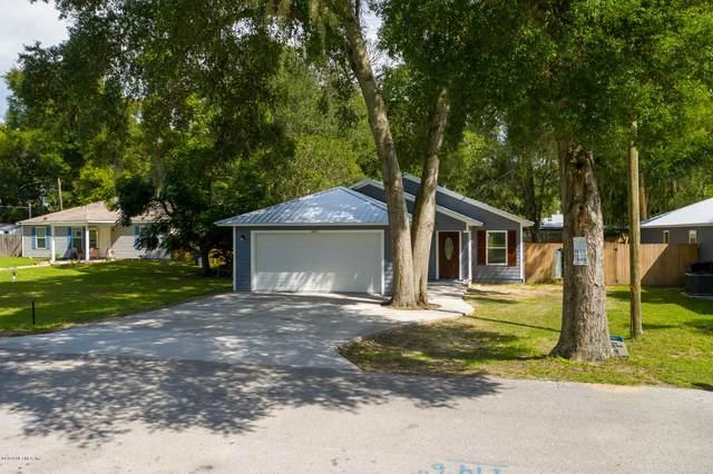 681 SW Magnolia Ave, Keystone Heights, FL 32656 (MLS #1071518) :: The Every Corner Team