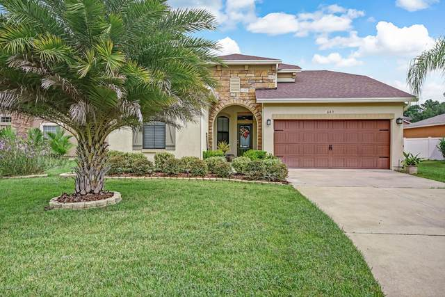 685 Tree Swallow Ct, Jacksonville, FL 32218 (MLS #1071557) :: The Hanley Home Team