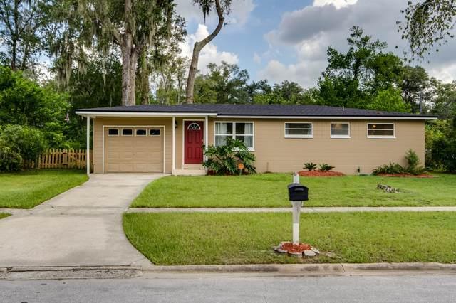 312 Mercury Dr, Orange Park, FL 32073 (MLS #1071565) :: Menton & Ballou Group Engel & Völkers