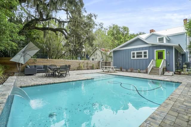 76 Sanford St, St Augustine, FL 32084 (MLS #1071582) :: Bridge City Real Estate Co.