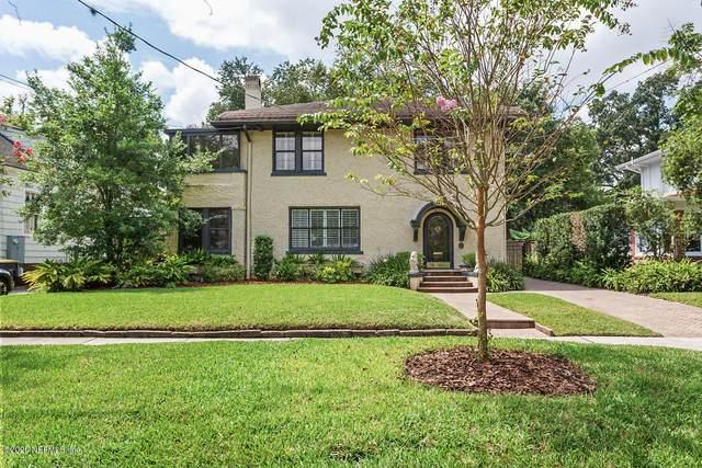 1412 Avondale Ave, Jacksonville, FL 32205 (MLS #1071637) :: Oceanic Properties