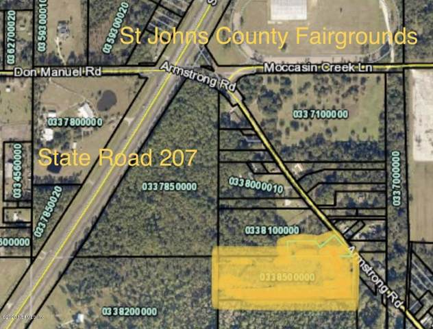 6101 Armstrong Rd, Elkton, FL 32033 (MLS #1071663) :: The Every Corner Team