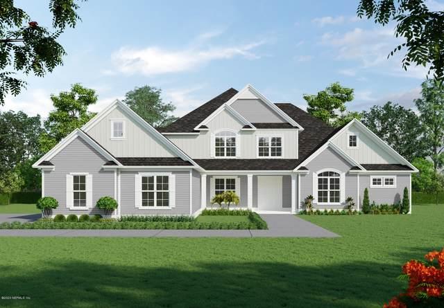 0 Collins Ave, St Augustine, FL 32084 (MLS #1071681) :: Bridge City Real Estate Co.