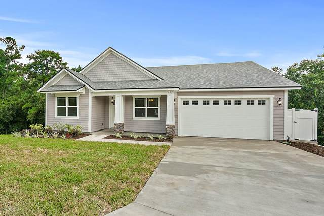 491 Gianna Way, St Augustine, FL 32086 (MLS #1071723) :: Menton & Ballou Group Engel & Völkers