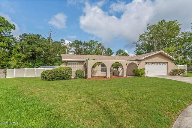 8389 Locke Ct, Jacksonville, FL 32244 (MLS #1071743) :: Menton & Ballou Group Engel & Völkers
