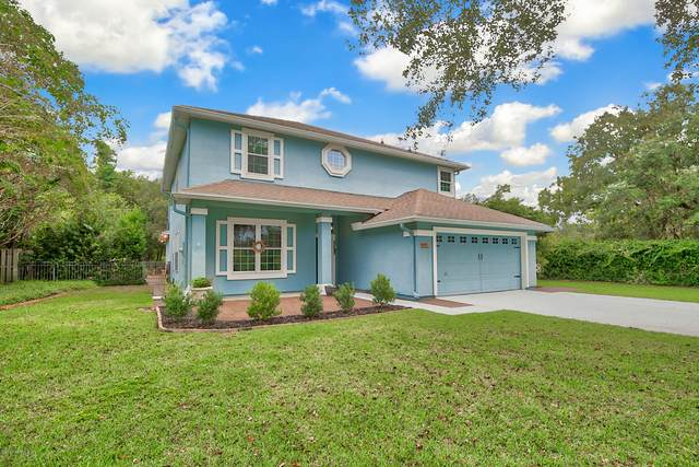 448 W Silverthorn Ln, Ponte Vedra, FL 32081 (MLS #1071750) :: Homes By Sam & Tanya