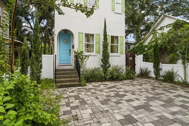 91 Oneida St, St Augustine, FL 32084 (MLS #1071757) :: Oceanic Properties