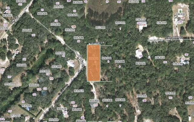 0 Poplar Ln, Interlachen, FL 32148 (MLS #1071778) :: Century 21 St Augustine Properties
