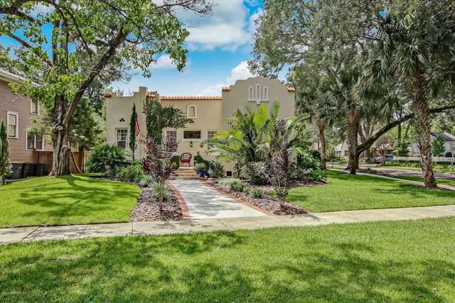 1318 Avondale Ave, Jacksonville, FL 32205 (MLS #1071783) :: EXIT Real Estate Gallery