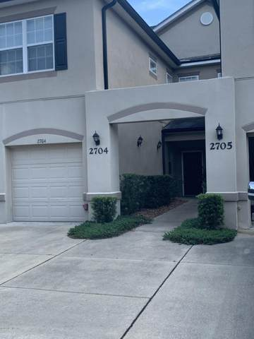 12301 Kernan Forest Blvd #2705, Jacksonville, FL 32225 (MLS #1071800) :: EXIT 1 Stop Realty