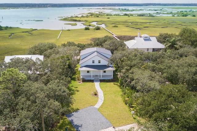 440 Trade Wind Ln, St Augustine, FL 32080 (MLS #1071802) :: Oceanic Properties