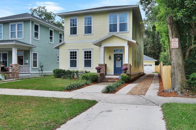 2738 Downing St, Jacksonville, FL 32205 (MLS #1071845) :: Berkshire Hathaway HomeServices Chaplin Williams Realty