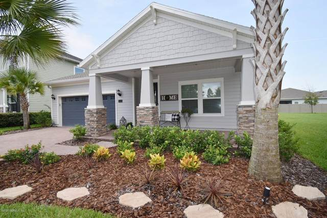 139 Howell Ct, St Augustine, FL 32092 (MLS #1071941) :: Noah Bailey Group