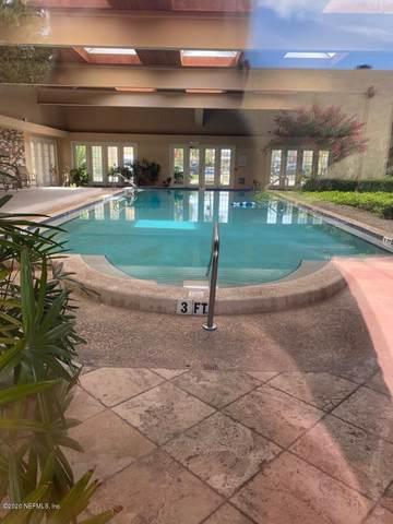 6551 La Mirada Dr W #2, Jacksonville, FL 32217 (MLS #1071961) :: Memory Hopkins Real Estate