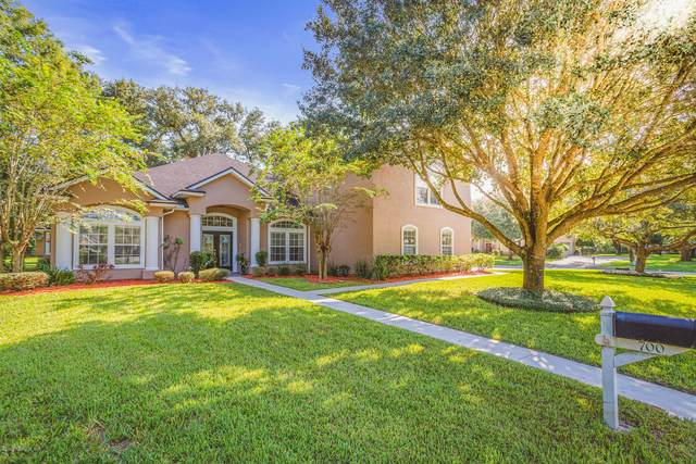 700 Sweetbay Ct, St Johns, FL 32259 (MLS #1071980) :: The Hanley Home Team