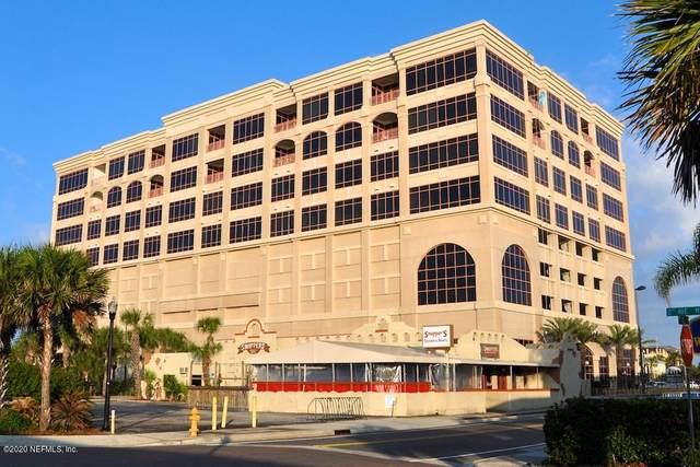 320 1ST St N #612, Jacksonville Beach, FL 32250 (MLS #1072003) :: MavRealty