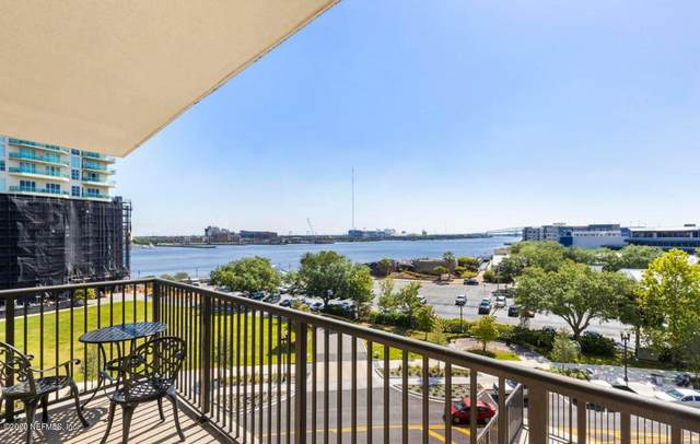 1478 Riverplace Blvd #506, Jacksonville, FL 32207 (MLS #1072030) :: EXIT Real Estate Gallery